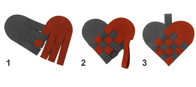 Craft Danish: Woven Hearts | BoConcept Cambridge